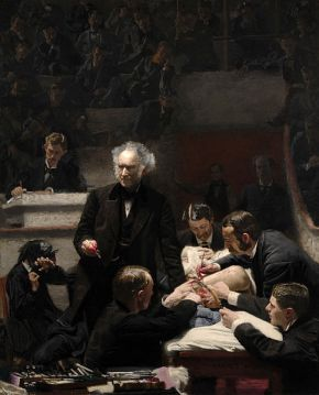 "Thomas Eakins, ""The Gross Clinic,"" 1875"