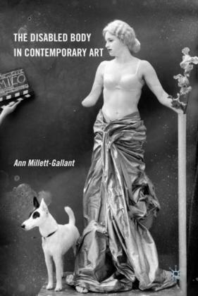 "Joel-Peter Witkin, ""First Casting for Milo"" (2005), as used for the cover of The Disabled Body in Contemporary Art."