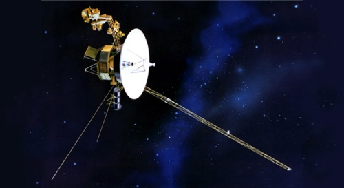 Voyager Spacecraft (Both Voyagers were identical)