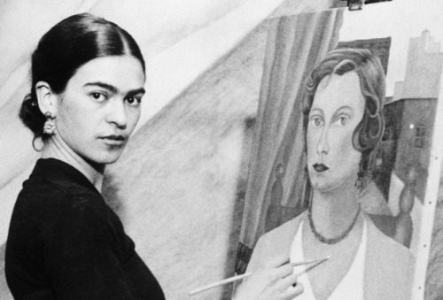 Frida Kahlo in 1931