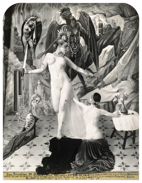 "Joel-Peter Witkin, ""Retablo (New Mexico)"" (2007)"